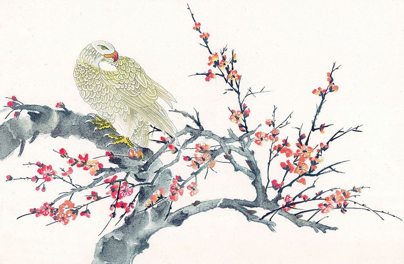 китайская живопись фото: